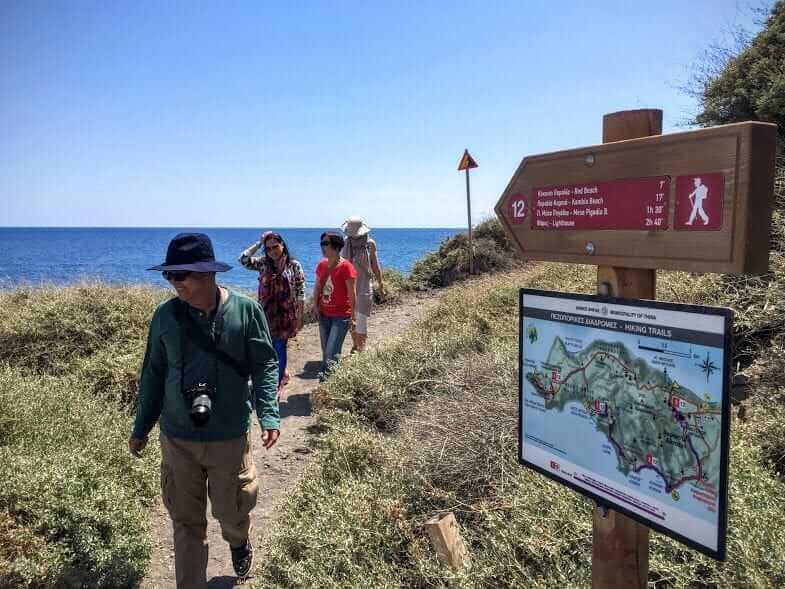 Santorini Hiking Tours