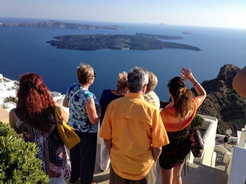 About Santorini Unique Experience Tour