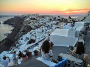 Santorini North Tour Oia Sunset