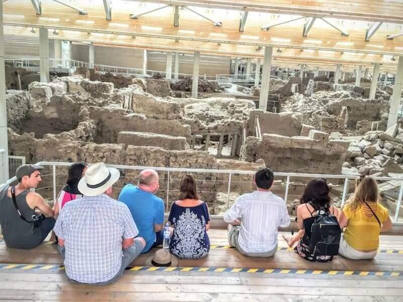 Santorini Historical Tour