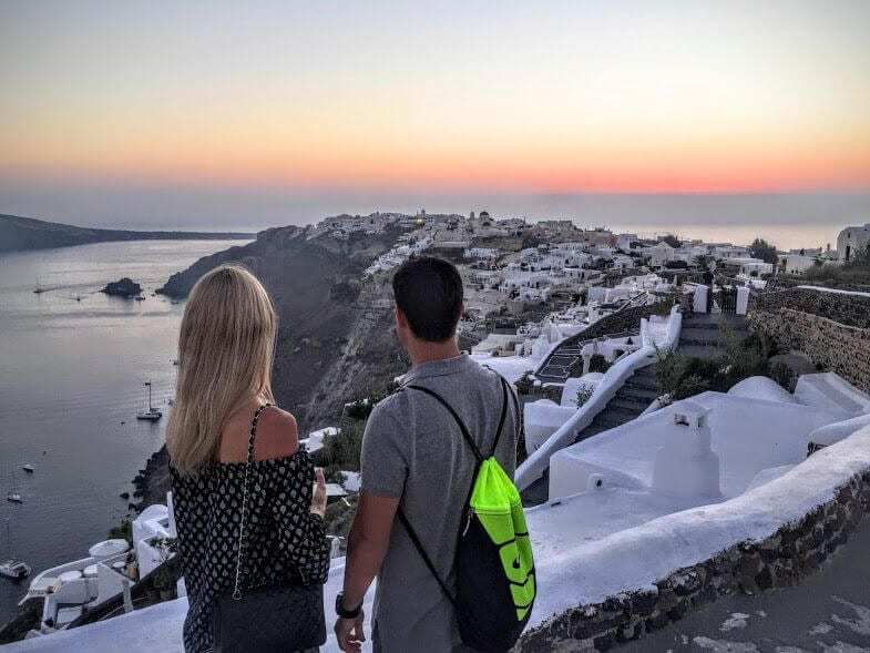 Northern Santorini Highlights Tour