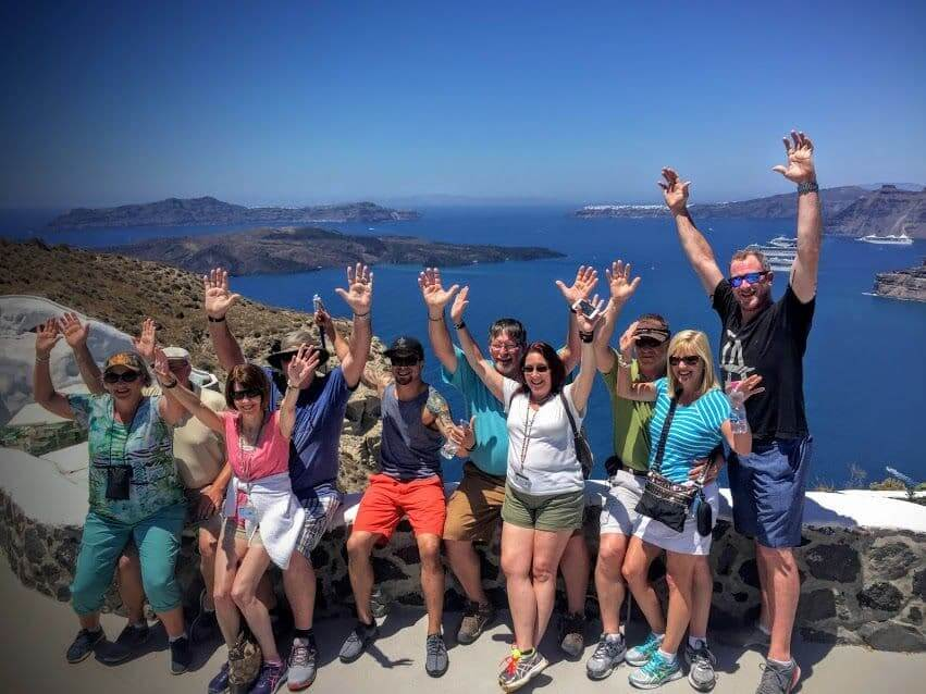 Small Group Santorini Sightseeing Tour