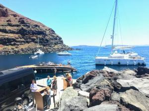 Santorini Half Day Cruise Tours