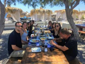 Santorini Sightseeing Tour