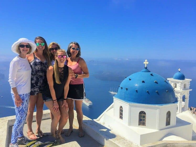 Tours in Santorini Greece