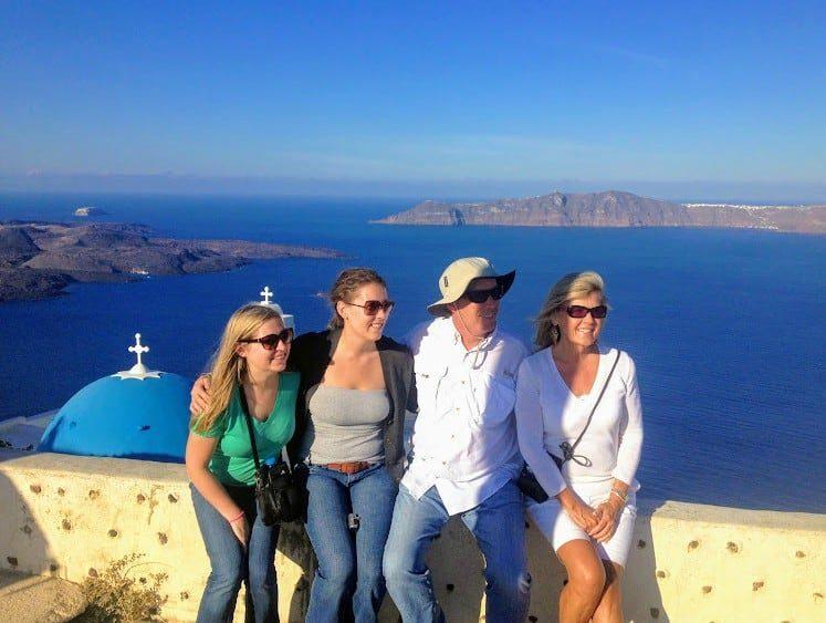 Trips in Santorini