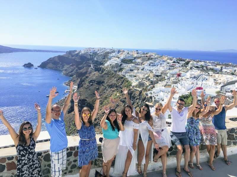 Santorini Full Day Private Tour 8 Hours