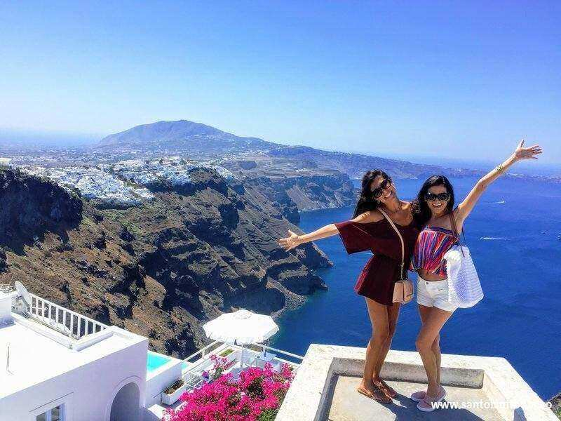 Santorini Sightseeing Private Tour