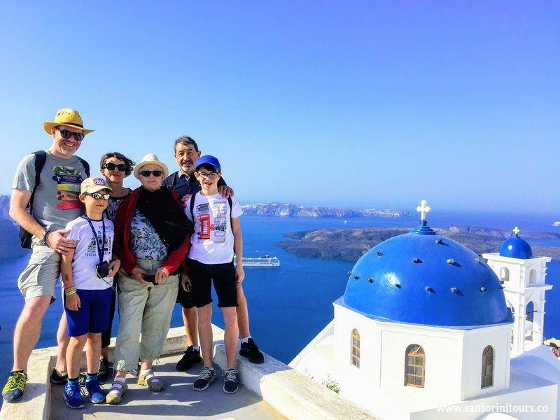 Santorini Shore Excursion Tour