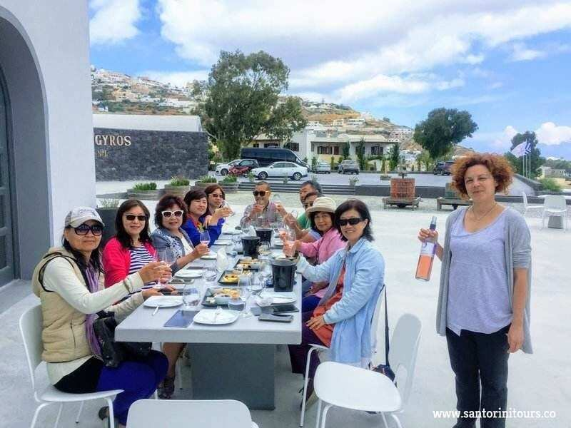 Santorini Food & Wine Tours
