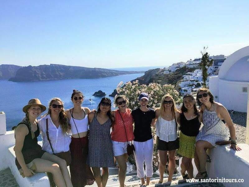 Small Group Santorini Highlights Tour