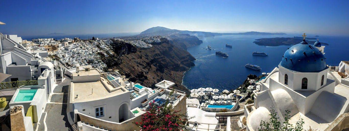 Tours in Santorini Tours, Sightseeing, Attractions, Events, Excursions, Local Guides